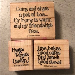 Other - Homey/Cooking Stamps